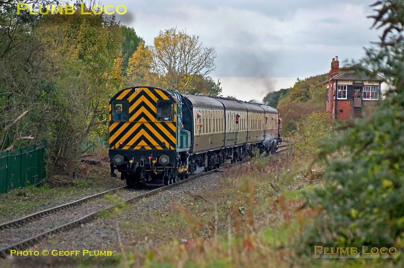 08825 & L92, Princes Risborough, 23rd October 2016