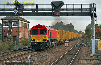 66018, Princes Risborough, 6A03, 14th October 2017
