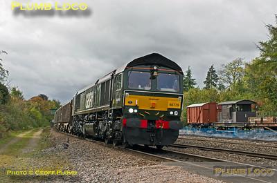 66779, Princes Risborough, 6Z53, 11th October 2017