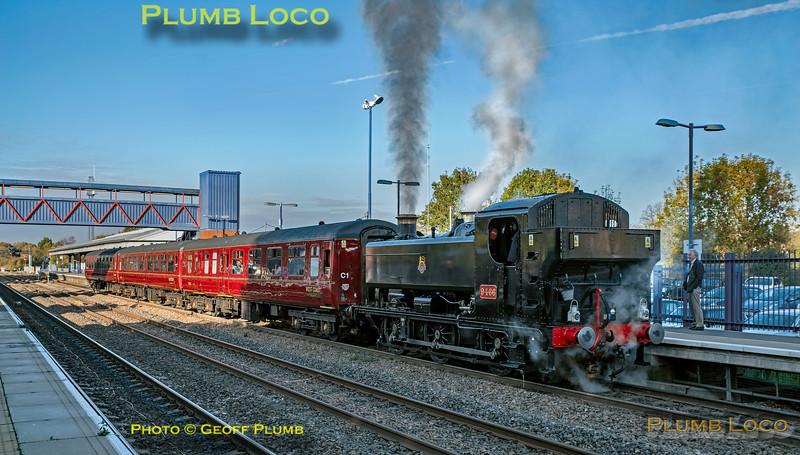 9466, Princes Risborough, 1Z68, 20th October 2018