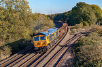 59003, Hatton North Junction, 6M40, 9th October 2018