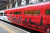 'Never Dull in Hull' liveried 40805 Kings Cross 13th February 2018
