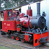 9998 (MN1) 'Elouise' Orenstein & Koppel 0-6-0WT -  Old Kiln Light Railway 20.11.10  Chris Weeks