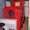 181820 Ruston Hornsby 4wDM -  Old Kiln Light Railway 20.11.10  Chris Weeks