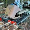 5297 Motor Rail 4wPM (frames)  -  Old Kiln Light Railway 20.11.10  Chris Weeks
