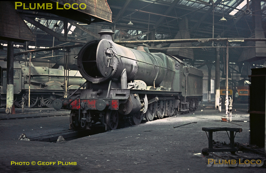 4703, Old Oak Common MPD, 3rd May 1964