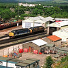37425 & 37165 stand on Fort William depot 27/5/1998.