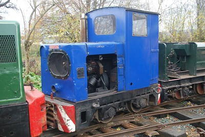 Oswestry & District Narrow Gauge Group
