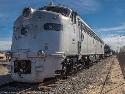 EMD E8 locomotive
