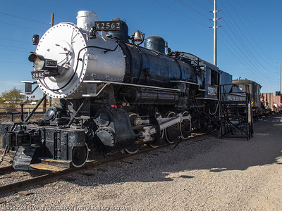 Southern Pacific 2562