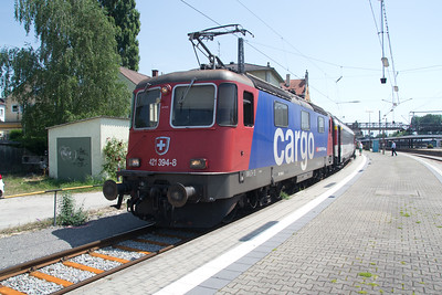 Swiss Re421-394 waiting time at delightful Lindau 04 Jul 2015
