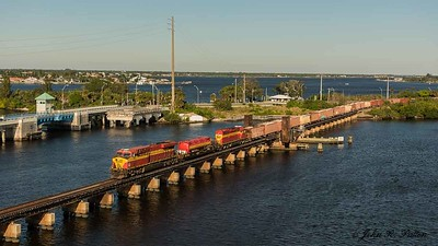Florida East Coast Railway FEC 109