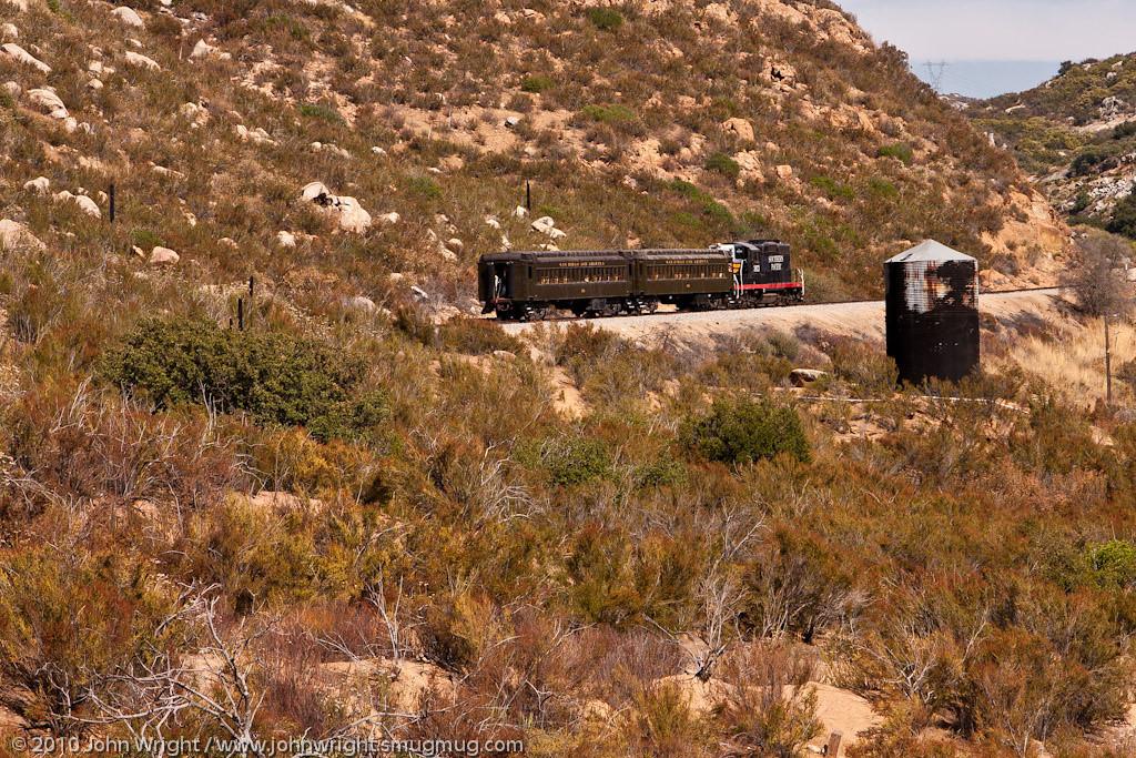 Golden State train