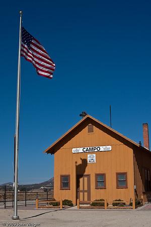 Pacific Southwest Railway Museum