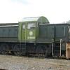 D9500 - Darley Dale, Peak Rail - 21 August 2016