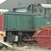 HC D1186 reb HE 8526 - Darley Dale, Peak Rail - 21 August 2016