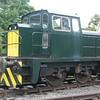 TH 265V - Rowsley, Peak Rail - 21 August 2016