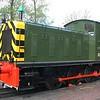 D2205 - Rowsley, Peak Rail - 23 April 2017