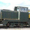HC D1345 - Darley Dale, Peak Rail - 23 April 2017