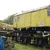 Smith Rodley crane 81139 - Rowsley, Peak Rail - 12 May 2018