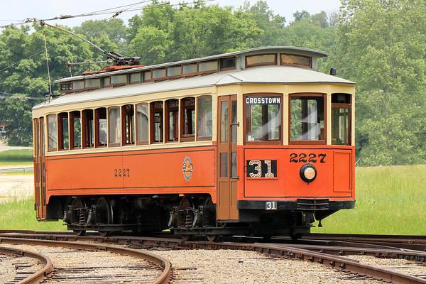 Pennsylvania Trolley Meet 2018