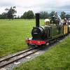No No. 'Ursula' J Waterfield 0-6-0T - Perrygrove Railway, seen at the Eaton Hall Railway, Eccleston 04.08.07 Roy Morris