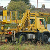 Mercedes-Benz Unimog U400 AE55EOV - Peterborough - 12 August 2014