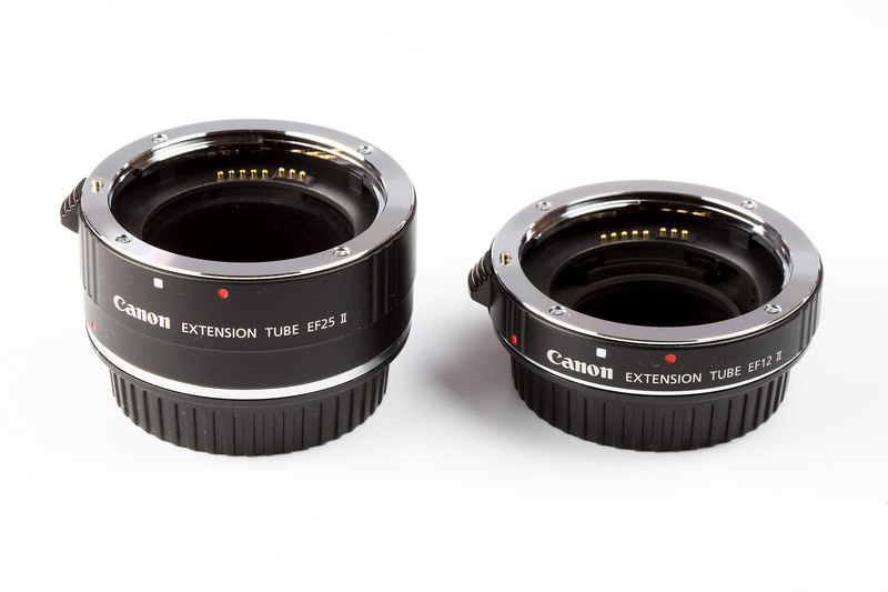 Extension tubes were popular accessories for film SLR cameras. They work well with prime lenses, but often introduce difficulties focusing (if at all!) and loss of sharpness with modern zoom lenses.