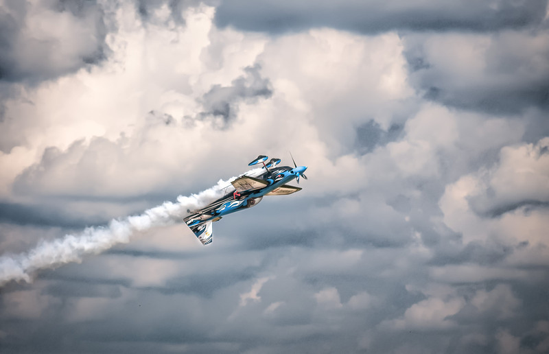 """Pemberton Aerosports, described as """"the X Games act of airshows.  Participants of the 2013 Chenault Air Show in Lake Charles, LA"""