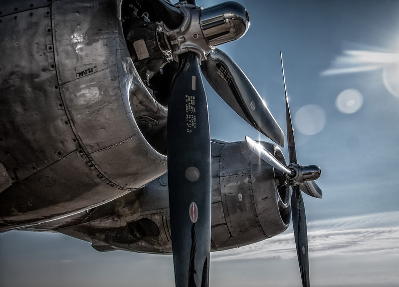 """B-29 SUPERFORTRESS """"FIFI"""", participant of the 2013 Chenault Air Show in Lake Charles, LA"""
