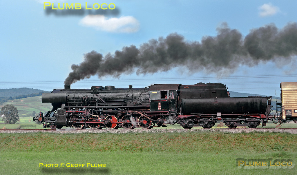 Ty2-619, near Widacz, 29th June 1974