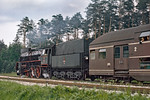 PKP No. Ol49-72 near Rudnik, 30th June 1974