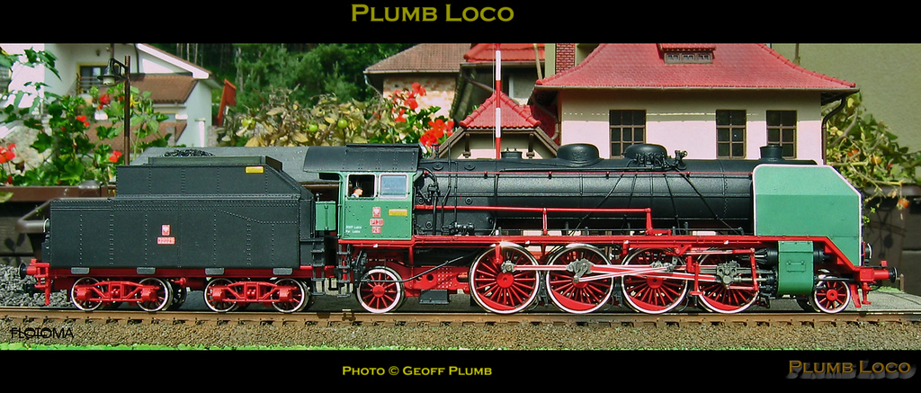 "Tomasz Florczak  in Poland was inspired by the photo of PKP 2-8-2 Pt31-26 near Lublin to build a 1:87 scale model of the loco. He has kindly sent me a photo of the resulting model, and what a beautiful job he has made of it! More of his work can be seen at <a href=""http://www.flotoma.pl"">http://www.flotoma.pl</a><br /> <br />  Many thanks to Tomasz for the picture!"