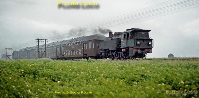 PKP OKl27-57, near Prudnik, 27th June 1974