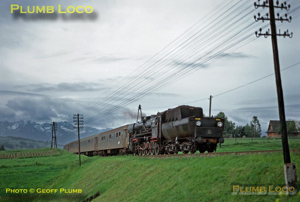 Ty2-1048, Zakopane, 29th June 1974