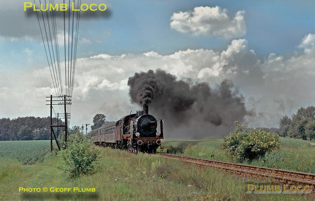 PKP Ok1-141, Zagan to Glogow stopper, 26th June 1974