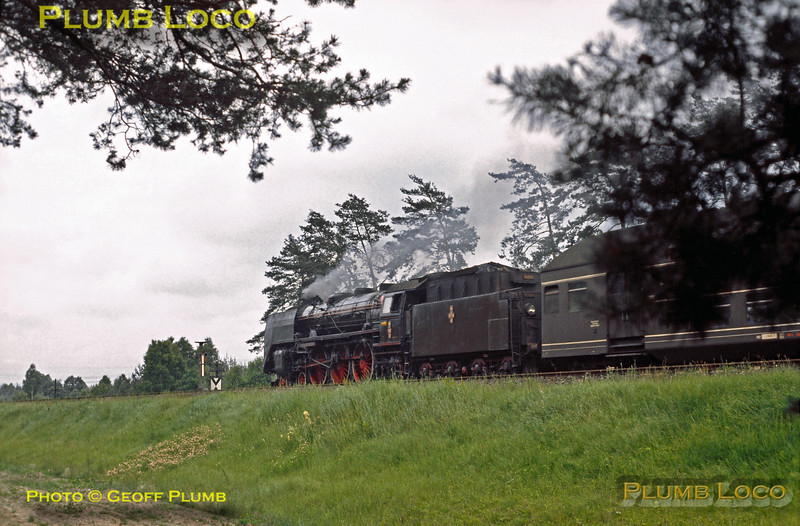 PKP Pm2-28, Near Torun, 2nd July 1974
