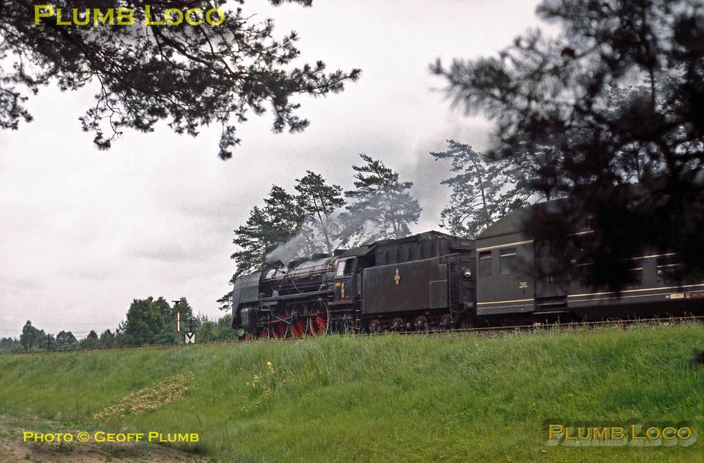 PKP Pm2-28, Near Torun, 2nd July 1974
