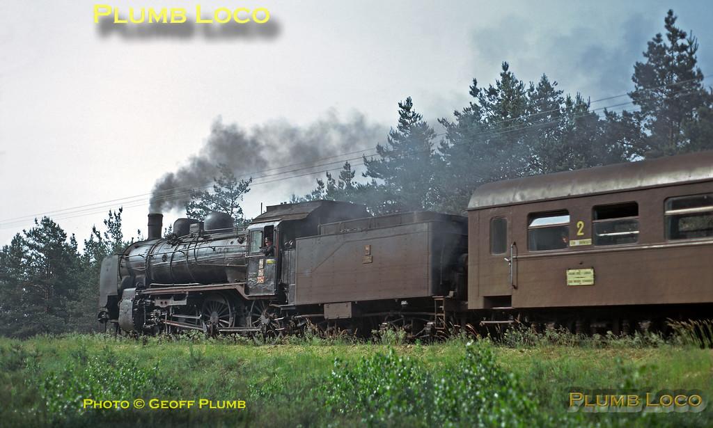 Ok1-334,  near Dychow, 26th June 1974