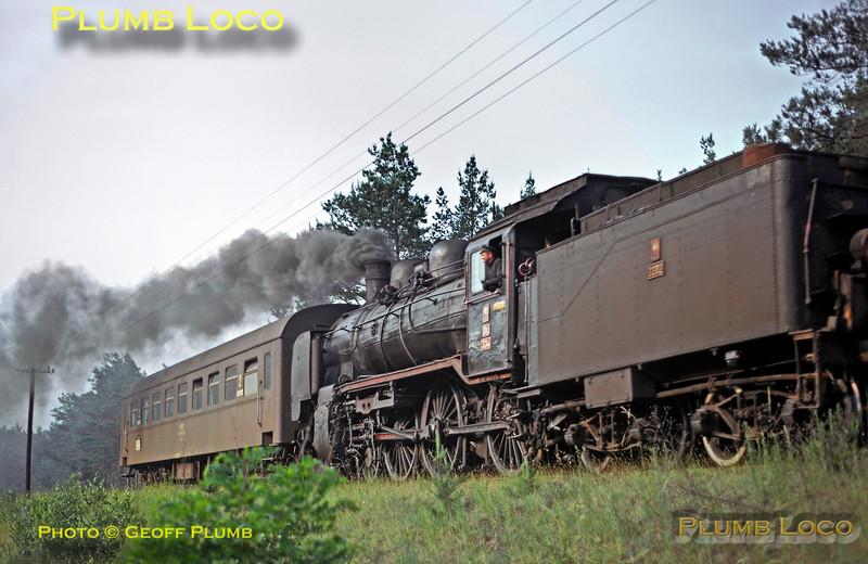 Ok1-334, near Dychów, 26th June 1974