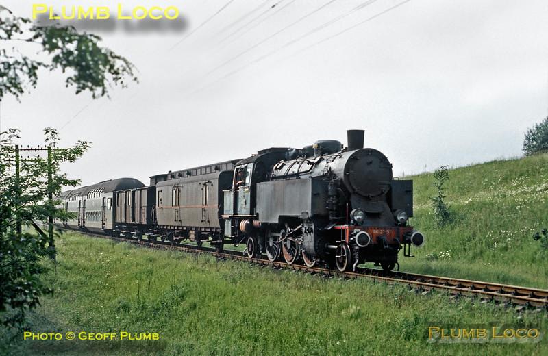 PKP OKl27-57, near Glubczyce, 27th June 1974