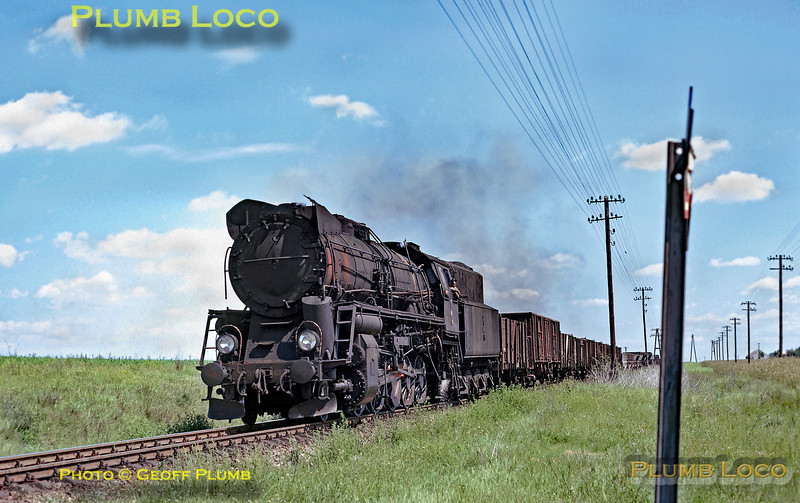 PKP No. Ty51-100, Ostrowiec, 1st July 1974