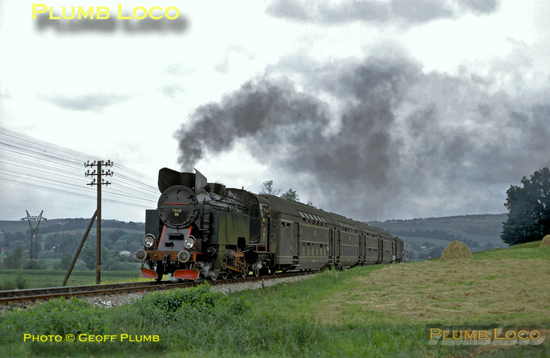 TKt48-80, Czudec, 30th June 1974