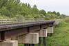 Railway bridge over Store Creek looking towards Cochrane.