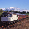 26004 seen shortly after leaving Birkhill for Bo'ness <br /> 24/9/1995