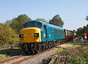 45060 seen between Orton Mere & Ferry Meadows on the Nene Valley with the 12.41 hrs from Peterborough