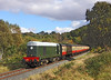 D8059 (20) is seen leaving Bewdley Tunnel with the 12.52hrs Kidderminster - Bridgnorth service<br /> 6/10/2012