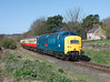 55019 seen near Leyburn with 2L04 the 11.50hrs Redmire to Leeming Bar 	<br /> 08/04/2011