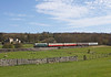 26010 passes Wensley with the 09.25hrs Leeming Bar - Redmire		<br /> 08/04/2011