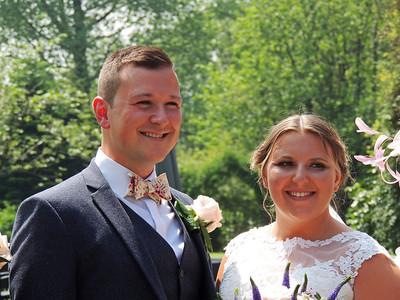 Sarah & Dan's Wedding 28 May 2018